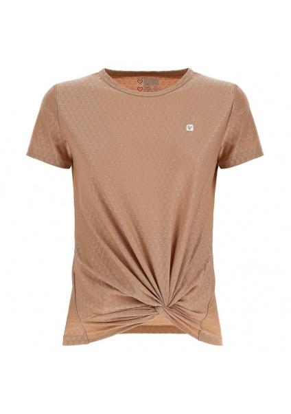 1cd7b71f8c61 FREDDY dámske tričko béžové